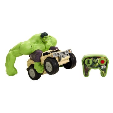 MARVEL SUPER HERO SPECTACULAR - Hulk Remote