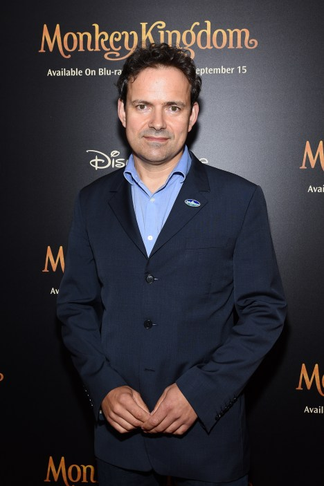 NEW YORK, NY - SEPTEMBER 02: Director Mark Linfield attends Disneynature's Monkey Kingdom special screening celebrating the film's September15th Blu-ray / Digital HD release on September 2, 2015 in New York City. (Photo by Mike Coppola/Getty Images for Disneynature)