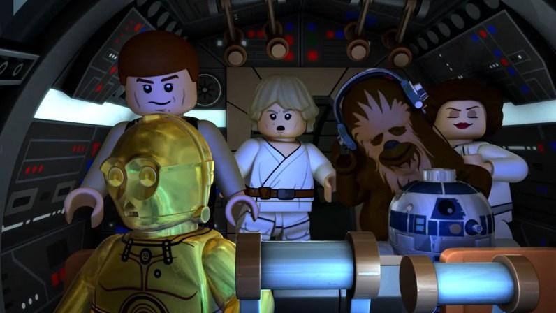 Yoda Chronicles (5)