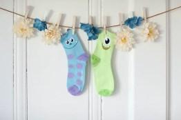 D Style Socks (3)