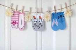D Style Socks (6)