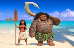 Moana & Maui - Disney's Moana