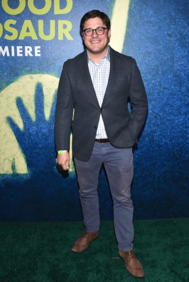 HOLLYWOOD, CA - NOVEMBER 17: Actor Rich Sommer attends the World Premiere Of Disney-Pixar's THE GOOD DINOSAUR at the El Capitan Theatre on November 17, 2015 in Hollywood, California. (Photo by Alberto E. Rodriguez/Getty Images for Disney) *** Local Caption *** Rich Sommer