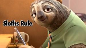 Sloths Rule - Geeks Corner - Episode 508
