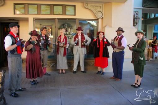 Holidays at Disneyland Resort-122