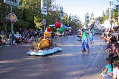 Holidays at Disneyland Resort-36