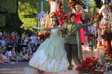 Holidays at Disneyland Resort-79