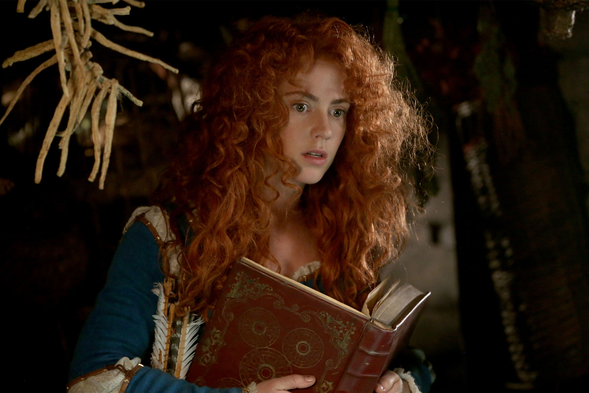 Merida - Once Upon A Time S5E6 - The Bear And The Bow - Review