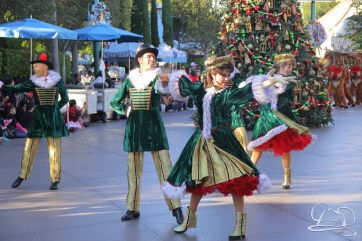 Christmas at Disneyland - November 8, 2015-103