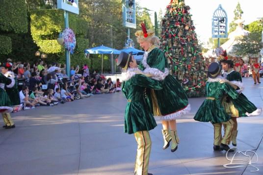 Christmas at Disneyland - November 8, 2015-107