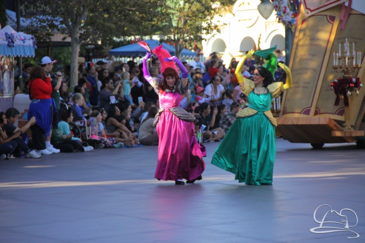Christmas at Disneyland - November 8, 2015-52