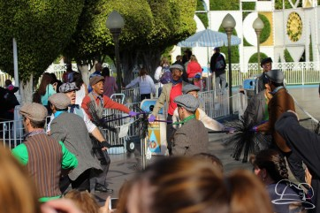 Dick Van Dyke's 90th Birthday at Disneyland-29