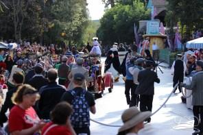 Dick Van Dyke's 90th Birthday at Disneyland-40