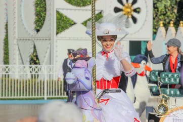 Dick Van Dyke's 90th Birthday at Disneyland-6
