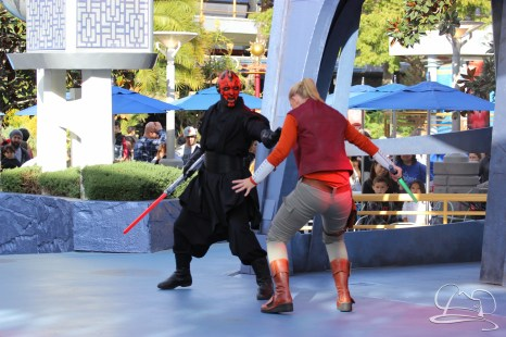 Jedi Training Trials of the Temple Disneyland-103