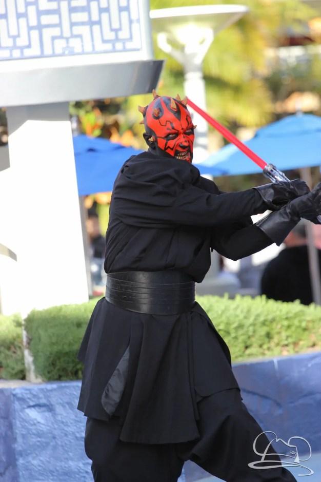 Jedi Training Trials of the Temple Disneyland-106