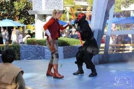 Jedi Training Trials of the Temple Disneyland-111