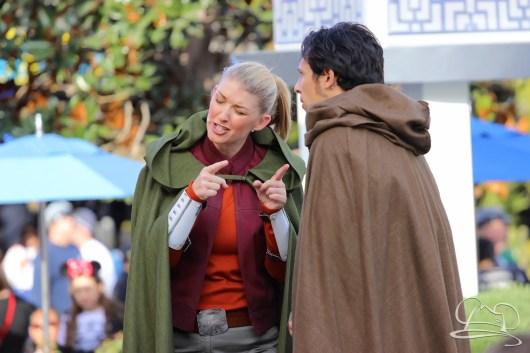 Jedi Training Trials of the Temple Disneyland-12