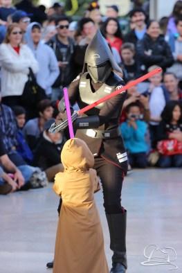 Jedi Training Trials of the Temple Disneyland-140