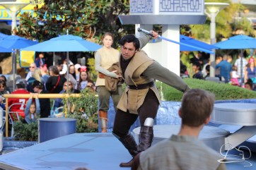 Jedi Training Trials of the Temple Disneyland-16