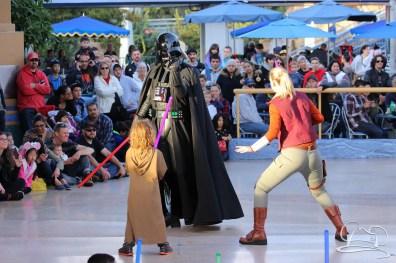 Jedi Training Trials of the Temple Disneyland-163