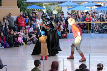 Jedi Training Trials of the Temple Disneyland-167
