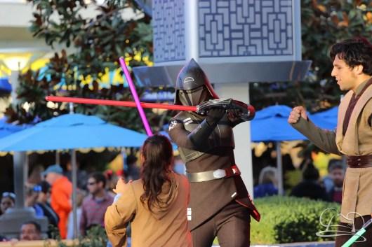 Jedi Training Trials of the Temple Disneyland-175