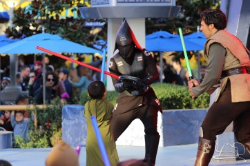 Jedi Training Trials of the Temple Disneyland-176