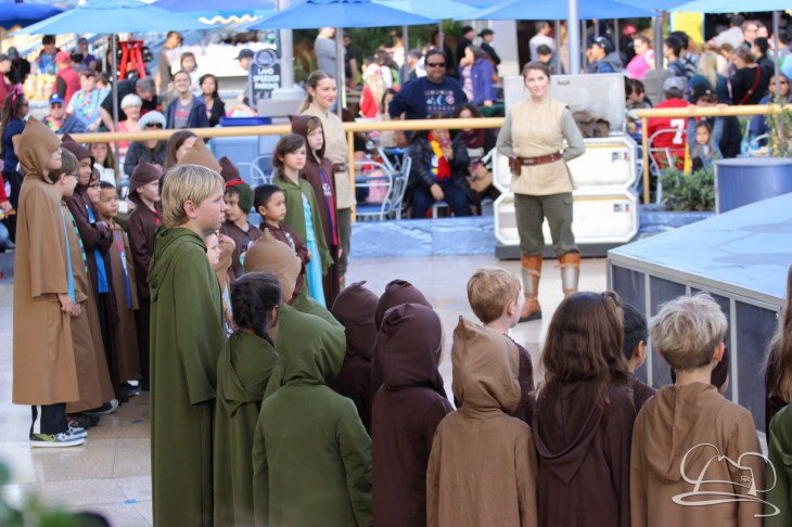 Jedi Training Trials of the Temple Disneyland-18