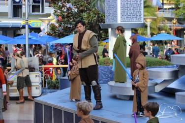 Jedi Training Trials of the Temple Disneyland-19