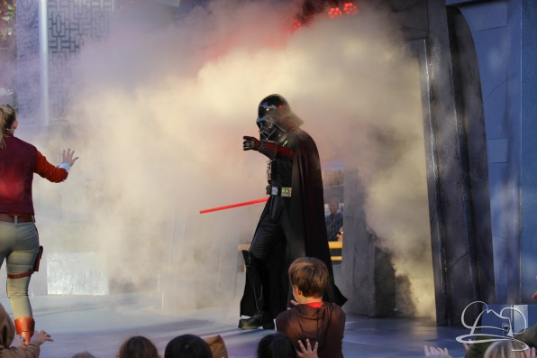 Jedi Training Trials of the Temple Disneyland-195