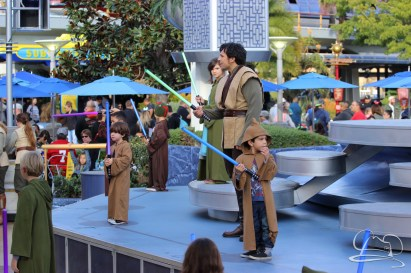 Jedi Training Trials of the Temple Disneyland-20