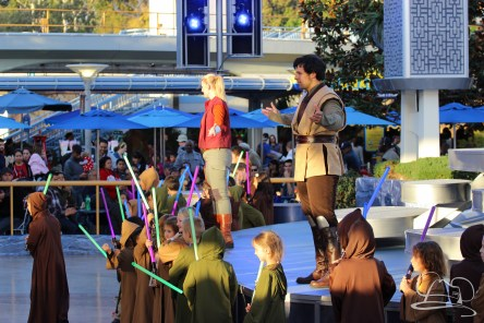 Jedi Training Trials of the Temple Disneyland-224
