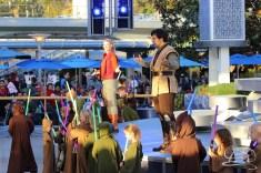 Jedi Training Trials of the Temple Disneyland-225
