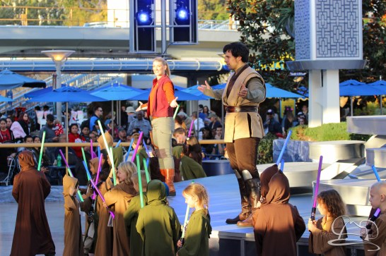 Jedi Training Trials of the Temple Disneyland-225