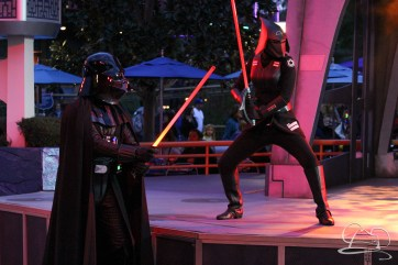 Jedi Training Trials of the Temple Disneyland-327