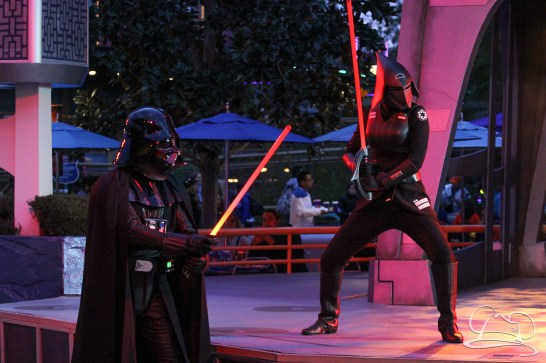 Jedi Training Trials of the Temple Disneyland-330