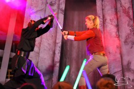 Jedi Training Trials of the Temple Disneyland-349