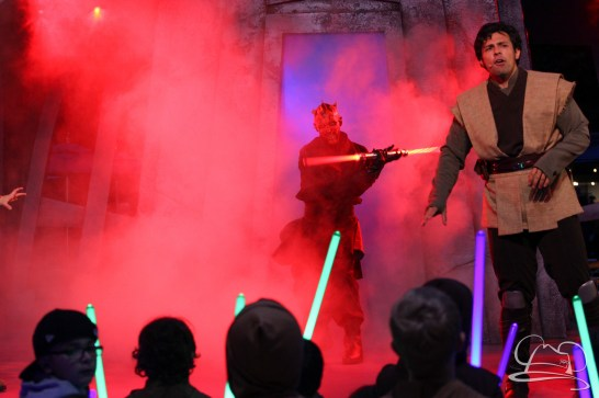 Jedi Training Trials of the Temple Disneyland-362