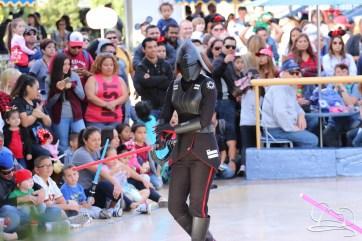 Jedi Training Trials of the Temple Disneyland-47