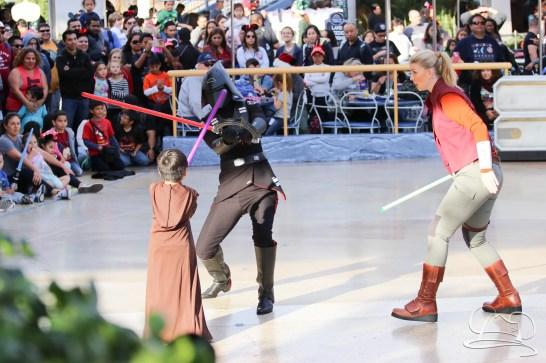 Jedi Training Trials of the Temple Disneyland-49