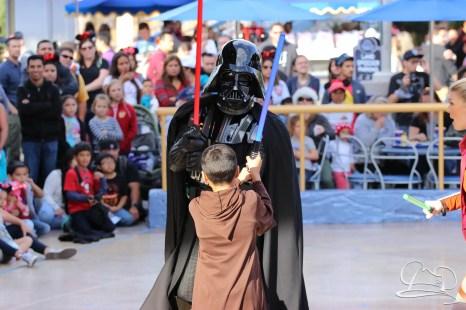 Jedi Training Trials of the Temple Disneyland-68