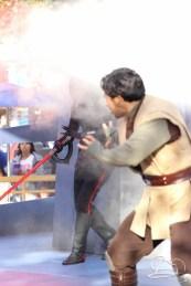 Jedi Training Trials of the Temple Disneyland-86