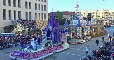 Disneyland Diamond Celebration – Awaken Your Adventure - 2016 Rose Parade