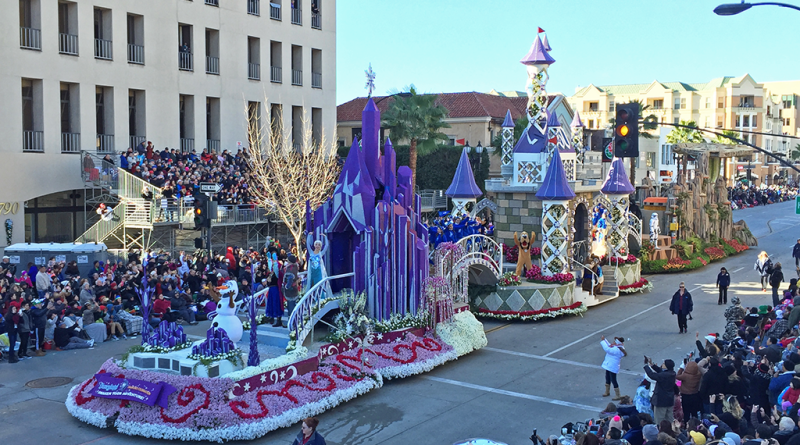 Disneyland Diamond Celebration – Awaken Your Adventure - 2016 Rose Parade