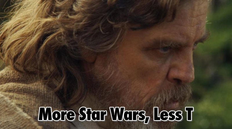 More Star Wars, Less 5 - Geeks Corner - Episode 520