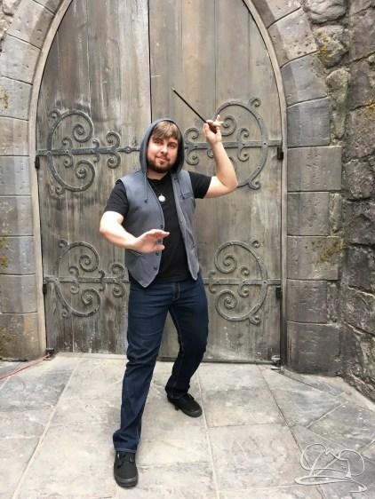 Wizarding World of Harry Potter - Universal Studios Hollywood-7