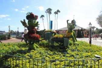 Walt Disney World - Day 1-106