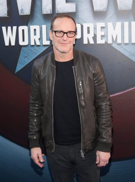 "HOLLYWOOD, CALIFORNIA - APRIL 12: Actor Clark Gregg attends The World Premiere of Marvel's ""Captain America: Civil War"" at Dolby Theatre on April 12, 2016 in Los Angeles, California. (Photo by Jesse Grant/Getty Images for Disney) *** Local Caption *** Clark Gregg"