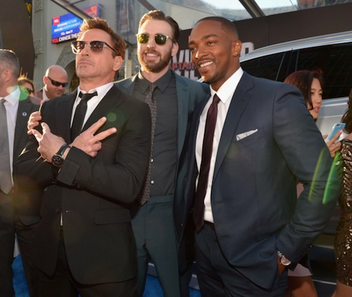 Civil War Red Carpet (5)